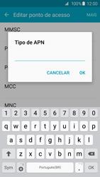 Samsung Galaxy S6 - Internet (APN) - Como configurar a internet do seu aparelho (APN Nextel) - Etapa 13