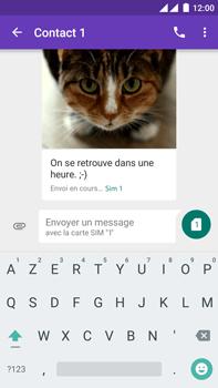OnePlus 2 - Mms - Envoi d
