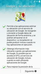 Samsung Galaxy A3 - Primeros pasos - Activar el equipo - Paso 10