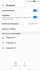 Huawei P10 - Bluetooth - Conectar dispositivos a través de Bluetooth - Paso 5