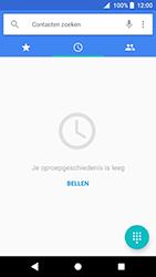 Sony Xperia XZ Premium - Android Oreo - Voicemail - handmatig instellen - Stap 5