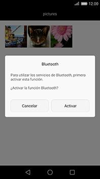 Huawei GX8 - Bluetooth - Transferir archivos a través de Bluetooth - Paso 10