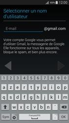 Samsung A500FU Galaxy A5 - Applications - Créer un compte - Étape 7