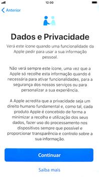 Apple iPhone 6s Plus - iOS 12 - Primeiros passos - Como ligar o telemóvel pela primeira vez -  9