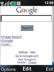 Nokia 6600i slide - Internet - Internet browsing - Step 7
