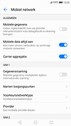 Huawei P8 Lite 2017 - Internet - aan- of uitzetten - Stap 6
