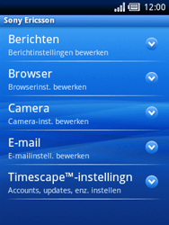 Sony Ericsson Xperia X10 Mini - Internet - Handmatig instellen - Stap 15