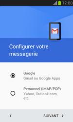 Samsung I8190 Galaxy S III Mini - E-mail - Configuration manuelle (gmail) - Étape 8