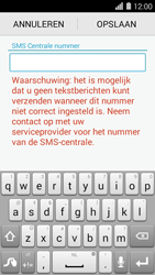 Huawei Ascend Y550 - SMS - Handmatig instellen - Stap 6