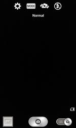 LG F70 - Photos, vidéos, musique - Prendre une photo - Étape 4