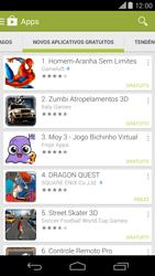 Motorola Moto X (2014) - Aplicativos - Como baixar aplicativos - Etapa 10