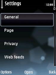 Nokia E75 - Internet - Manual configuration - Step 19