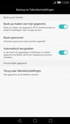 Huawei Ascend Mate 7 4G (Model MT7-L09) - Instellingen aanpassen - Fabrieksinstellingen terugzetten - Stap 5