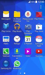 Samsung Galaxy Core II - Aplicações - Como configurar o WhatsApp -  4