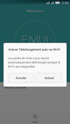 Huawei Y635 Dual SIM - Réseau - Installation de mises à jour - Étape 5