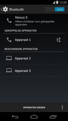 Google Nexus 5 - Bluetooth - Headset, carkit verbinding - Stap 8