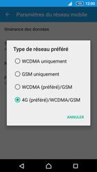 Sony Sony Xperia Z5 (E6653) - Réseau - Changer mode réseau - Étape 7