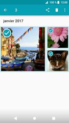 Sony Xperia XZ1 - Photos, vidéos, musique - Envoyer une photo via Bluetooth - Étape 12