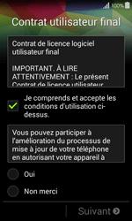 Samsung Galaxy Ace 4 - Premiers pas - Créer un compte - Étape 7