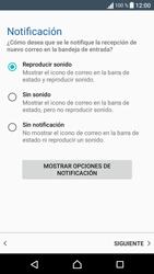 Sony Xperia E5 (F3313) - E-mail - Configurar Outlook.com - Paso 14