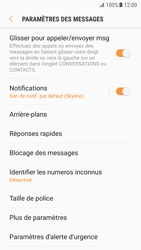 Samsung G930 Galaxy S7 - Android Nougat - SMS - Configuration manuelle - Étape 6