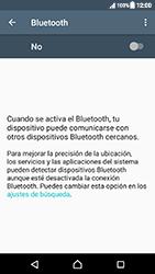 Sony Xperia XZ (F8331) - Bluetooth - Conectar dispositivos a través de Bluetooth - Paso 5