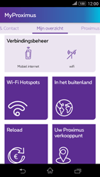 Sony E2003 Xperia E4 G - Applicaties - MyProximus - Stap 18