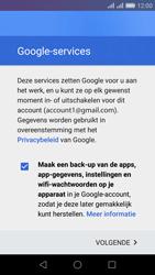 Huawei Honor 5X - E-mail - Handmatig instellen (gmail) - Stap 14