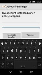 HTC Desire 320 - E-mail - Handmatig instellen - Stap 7