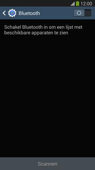 Samsung N9005 Galaxy Note III LTE - Bluetooth - Koppelen met ander apparaat - Stap 5