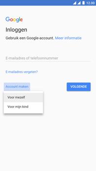 OnePlus 3 - Android Oreo - Applicaties - Account instellen - Stap 5