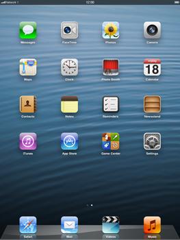 Apple iPad mini - Network - Usage across the border - Step 8
