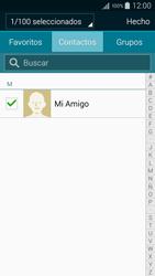 Samsung A500FU Galaxy A5 - E-mail - Escribir y enviar un correo electrónico - Paso 7
