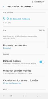 Samsung Galaxy S8 - Android Oreo - Internet - Configuration manuelle - Étape 6