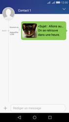 Huawei Y6 - MMS - envoi d'images - Étape 19
