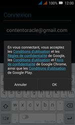Huawei Y3 - E-mail - Configuration manuelle (gmail) - Étape 11