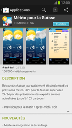 Samsung I9300 Galaxy S III - Applications - Télécharger des applications - Étape 15