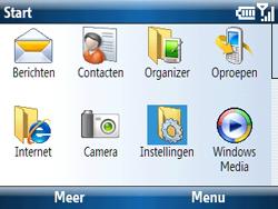 Samsung C6620 - Internet - handmatig instellen - Stap 4