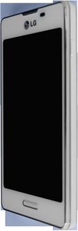 LG Optimus L5 II - Primeros pasos - Quitar y colocar la batería - Paso 9