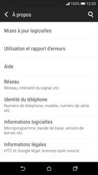 HTC Desire 626 - Réseau - Installation de mises à jour - Étape 6