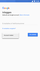 Nokia 8 (SingleSIM) - Applicaties - Account aanmaken - Stap 5