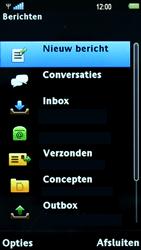 Sony Ericsson U5i Vivaz - MMS - hoe te versturen - Stap 3