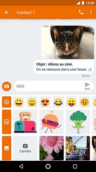 Nokia 6 (2018) - MMS - envoi d'images - Étape 17