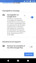 Sony Xperia XZ1 - Applications - Créer un compte - Étape 18