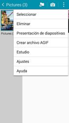 Samsung A500FU Galaxy A5 - Bluetooth - Transferir archivos a través de Bluetooth - Paso 8