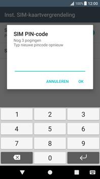 Sony Xperia XA1 Plus (G3421) - Beveiliging en ouderlijk toezicht - Hoe wijzig ik mijn SIM PIN-code - Stap 9