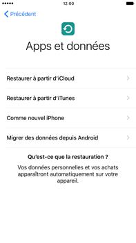 Apple iPhone 7 Plus - Premiers pas - Créer un compte - Étape 17