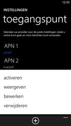 Nokia Lumia 1520 - Mms - Handmatig instellen - Stap 17