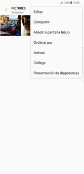 Samsung Galaxy Note 8 - Bluetooth - Transferir archivos a través de Bluetooth - Paso 8