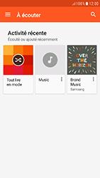 Samsung Galaxy J5 (2017) - Photos, vidéos, musique - Ecouter de la musique - Étape 5